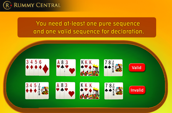 Indian rummy rules for beginners