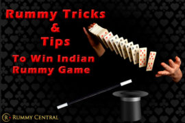 rummy tips tricks